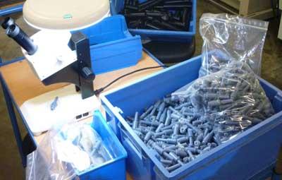 projet décolletage plastiques